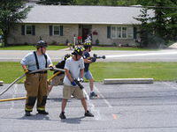 FRACKVILLE PARADE&HOSE AND BARREL 2011 085
